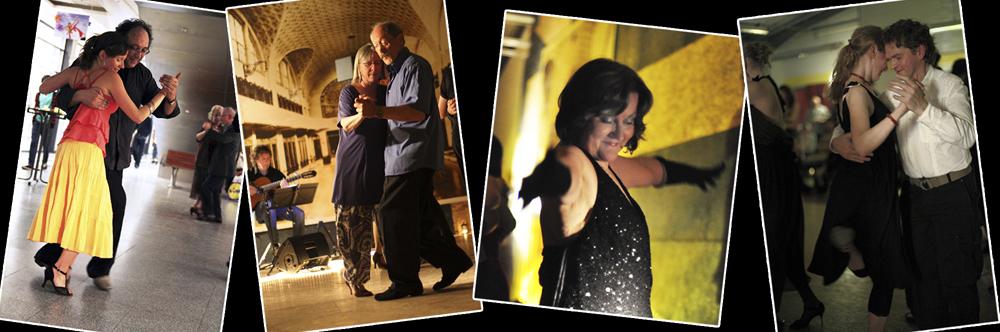 Tango in Heidelberg, Tango in Mannheim